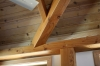 timber frame valley rafter