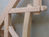hammer beam trusses detail