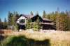 Mammoth Lakes craftsman timber frame exterior