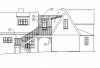 Pacific Grove deck elevation
