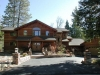 Shaver Lake timber frame and SIP exterior