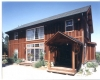 Atascadero timber frame exterior