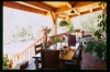 Atascadero timber frame porch