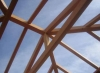 timber frame hip rafters