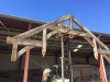 hammerbeam truss prototype 2