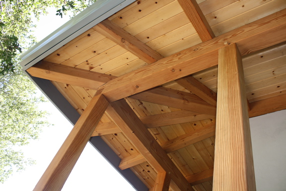 Kensington Sip And Timber Home Pacific Post Amp Beam
