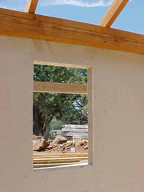SIP's (Structural Insulated Panels) | Pacific Post & Beam
