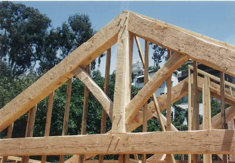 Trusses | Pacific Post & Beam on sawn timber, rough timber, oak timber, hand hewed timber, douglas fir timber, reclaimed timber, wood timber, walnut timber,